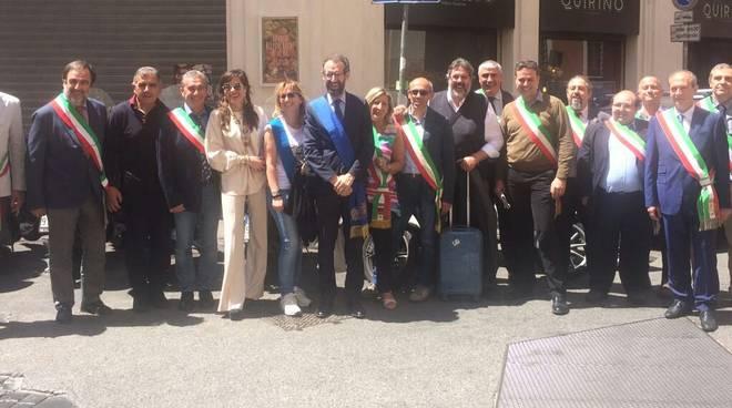 Vaccarezza assemblea upi Roma