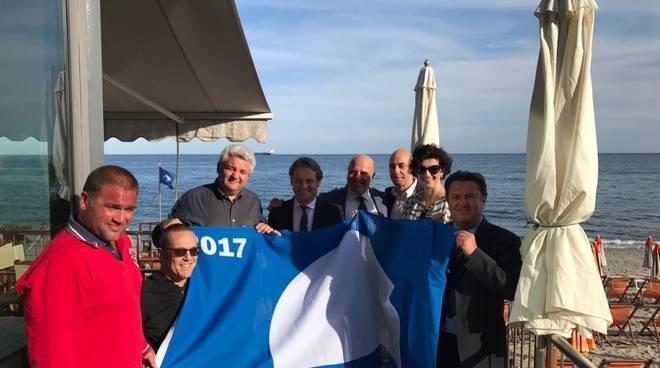 Consegna Bandiera Blu Savona