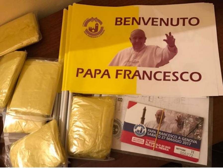 Papa Genova Faggio