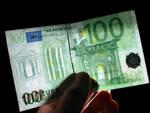 100 euro banconota falsa