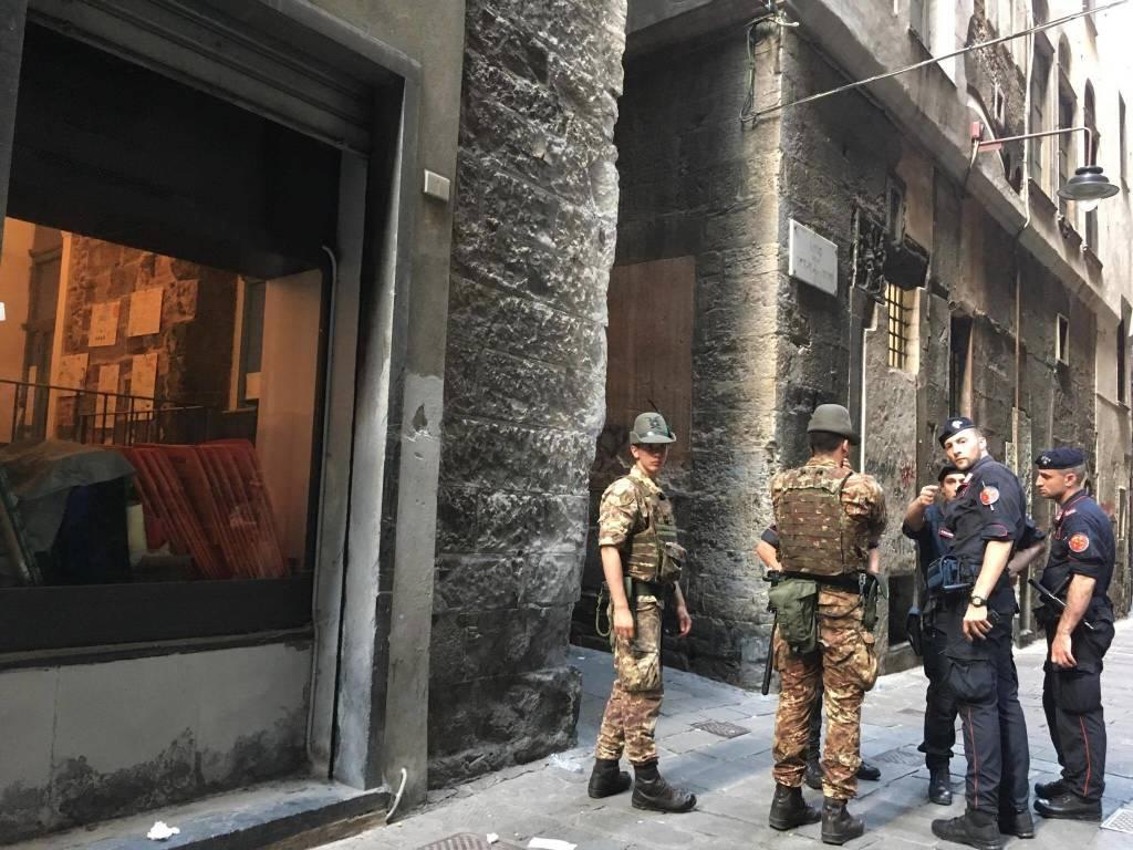 Genova, cade dal terrazzo: grave bimba di 4 anni