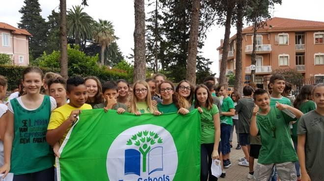 bandiera verde borgio