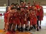 Basket Loano Under 13
