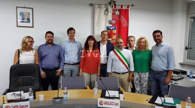 Borghetto, il primo consiglio comunale dell'era Canepa