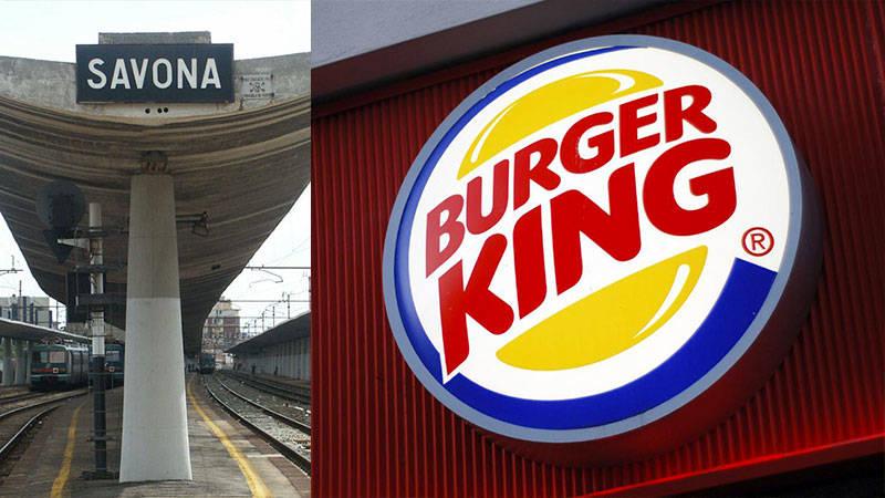 burger king savona