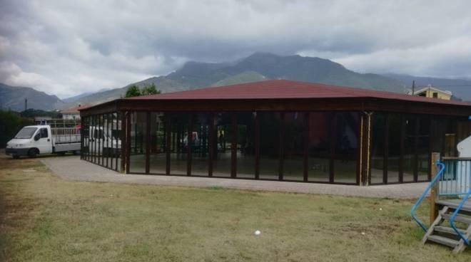 Campo solare Loano via Gozzano