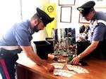 carabinieri alassio arresto droga