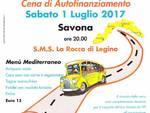 Sabato 1 luglio: alla SMS La Rocca di Savona cena etnica de Gli Amici del Mediterraneo