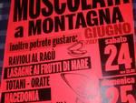 Oggi Muscolata alla SMS Montagna (Quiliano)