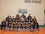 VTF: i nostri piccoli al Tour Scipione a Loano e l\'ultima tappa è domani 4 Giugno al Borel a Finale!