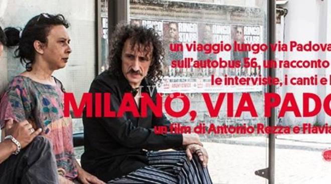 Giovedì sera al NuovoFilmStudio di Savona: Milano, via Padova
