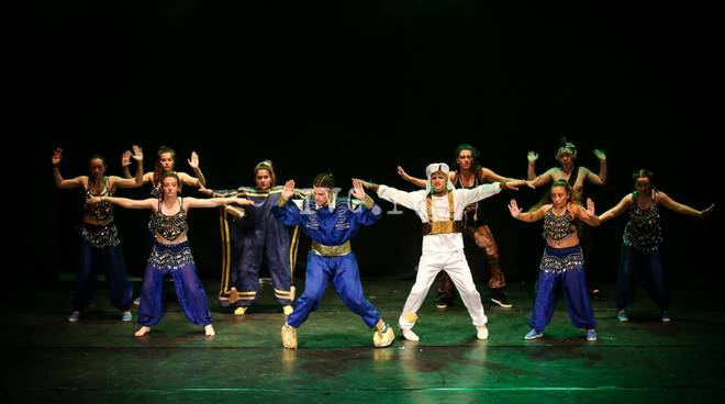 Aladdin Hip Hop Musical