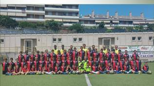The young boys SCHOOL camp Legino 3 edizione 2017
