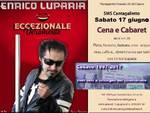 Sabato prossimo la festa dei ventanni del Cesavo: Cena e spettacolo di cabaret alla SMS Cantagalletto