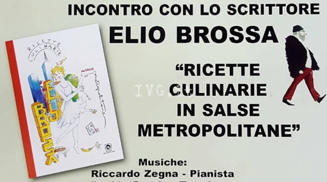 Calizzano, le parole dello scrittore Elio Brossa incontreranno le note del maestro Riccardo Zegna
