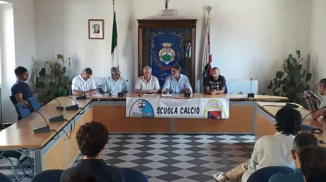 collaborazione tra il Pietra Ligure Calcio e il Borgio Verezzi