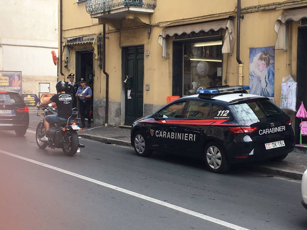 controlli carabinieri albenga