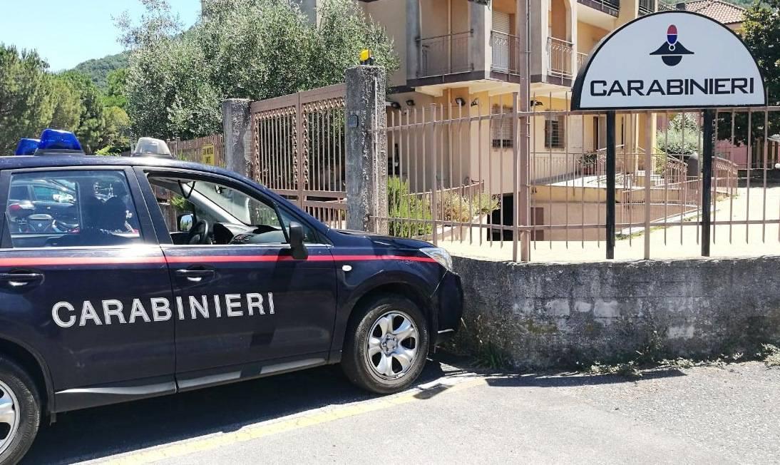 carabinieri villanova