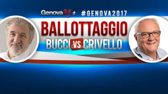 Genova, storica vittoria del centrodestra: Marco Bucci eletto sindaco