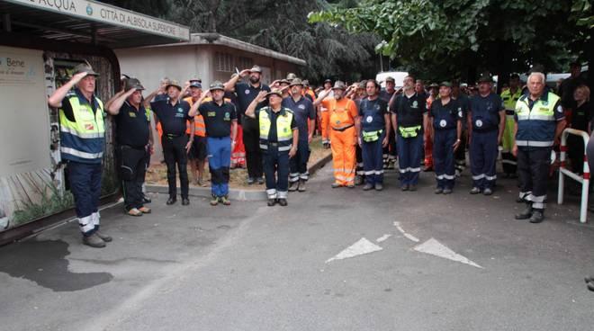 esercitazione protezione civile