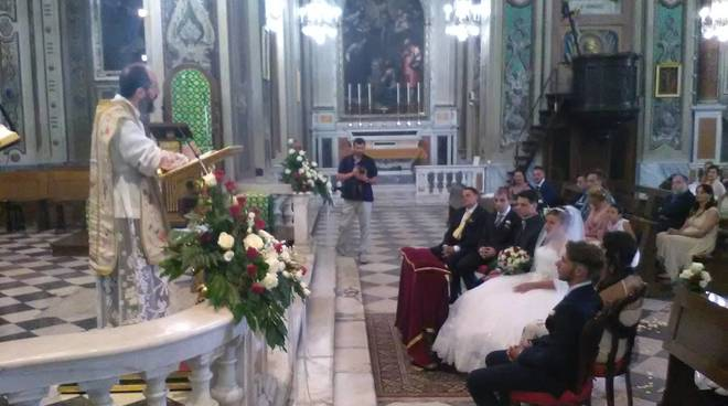 Il matrimonio di Shadia e Sebastiano a Pietra Ligure