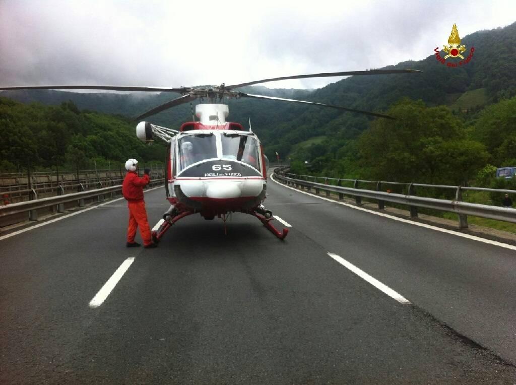 Incidente sulla A26