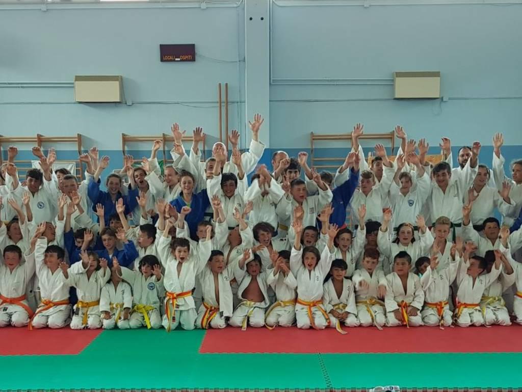 judo beach camp.