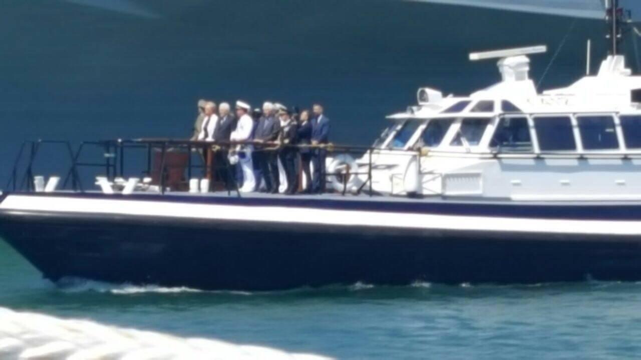 La giornata della Marina a Civitavecchia