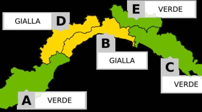 Allerta meteo, temporali fino a martedì. Poi arriva il CALDO AFRICANO. Mappa