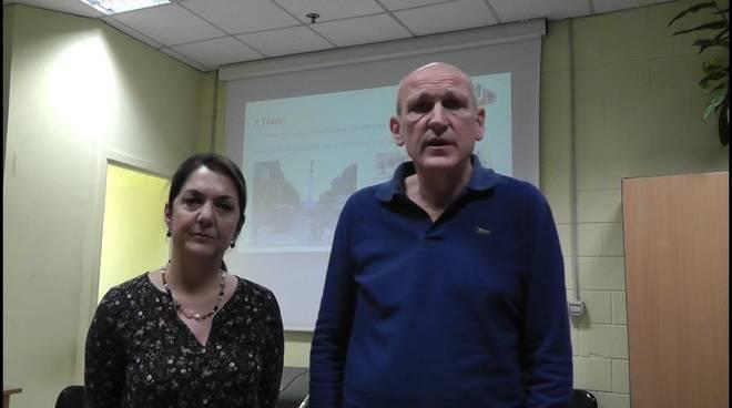 Marika Cassamatis e Mazzoni