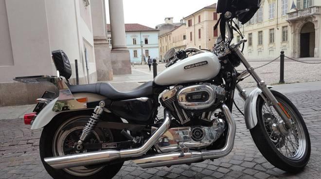 moto rubata
