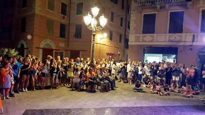 Musica e Sapori in Borgo Varazze