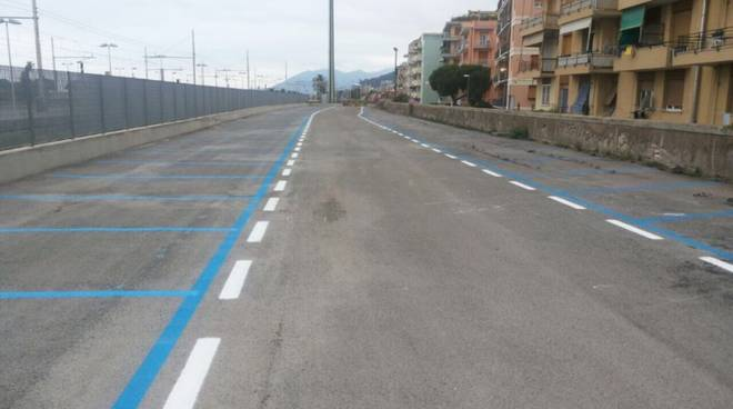 Parcheggio Via Stazione Vecchia Loano