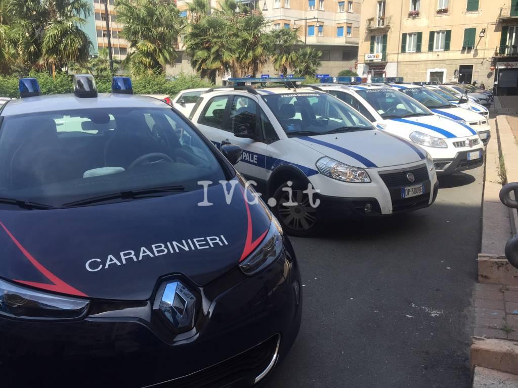 carabinieri polizia locale