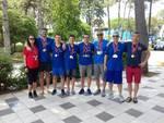 RAri Nantes Savona nuoto Campionati italiani