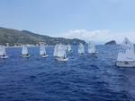 regata per Optimist Lega navale Spotorno
