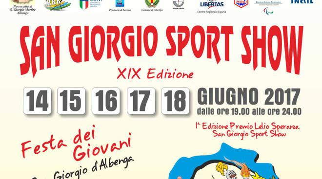 San Giorgio Sport Show 2017