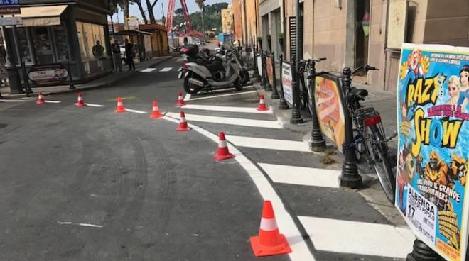 segnaletica stradale viale pontelungo