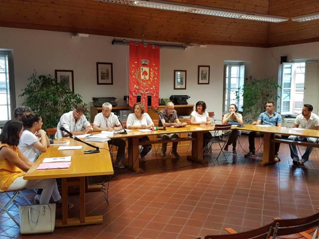 Consiglio Comunale Boissano
