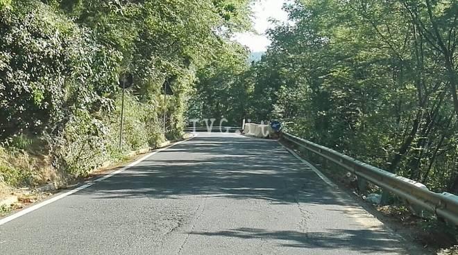 sp582 strada provinciale albenga garessio