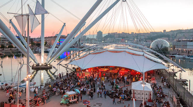 genova al via il 15 giugno a genova il 19 suq festival un evento unico in italia che lanno scorso ha contato 70000 presenze e che questanno fa parte
