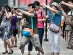 Turisti cinesi Liguria