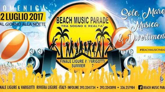 Beach Music Parade Finale