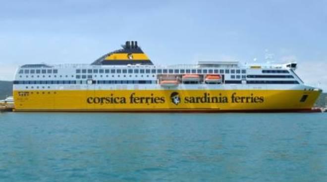 Pascal Lota Corsica Ferries