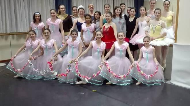 Scuola Attimo Danza Loano