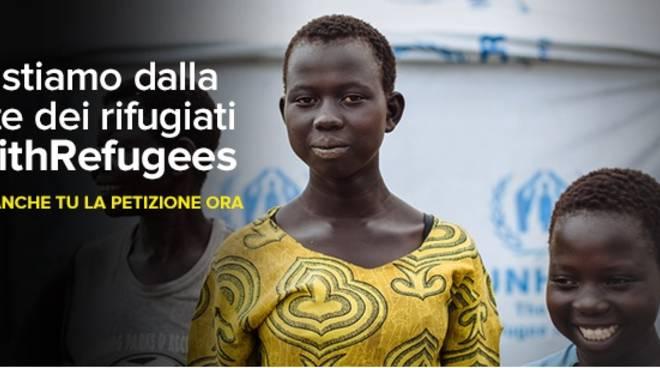 Giornata Mondiale Rifugiato Faggio Cooperarci