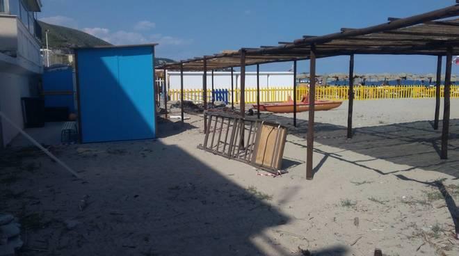 Spiaggia Campo Solare Spotorno