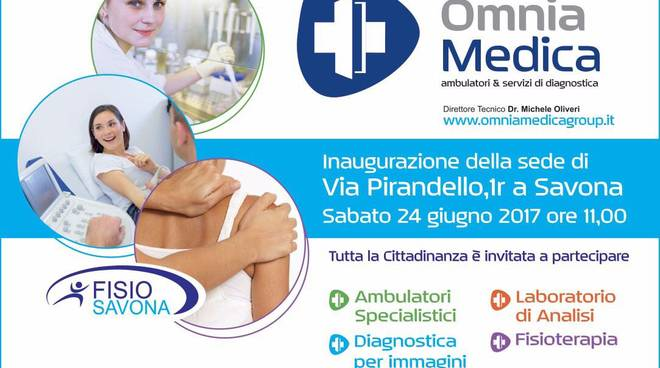 Omnia Medica Ambulatorio Savona