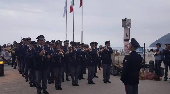 Concerto Banda Polizia Stato Laigueglia