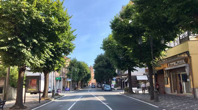Viale Pontelungo Albenga